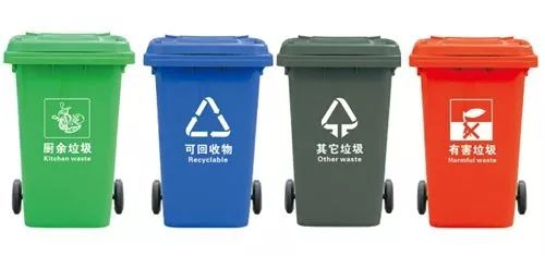 xi'an-waste-clasification