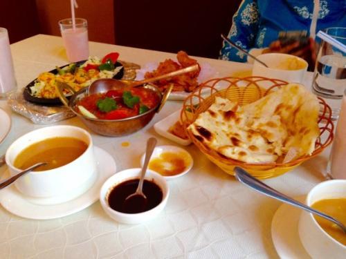 Ganges Indian Restaurant Ganges Indian Restaurant 恒河印度餐厅