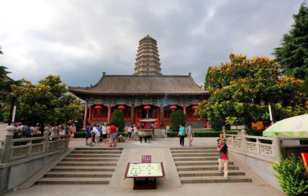 Famen Temple hey xianjpeg 1